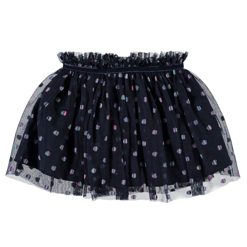 Amour Tulle Skirt 2-7