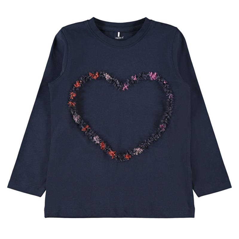 Frosted Flowers T-Shirt 2-8