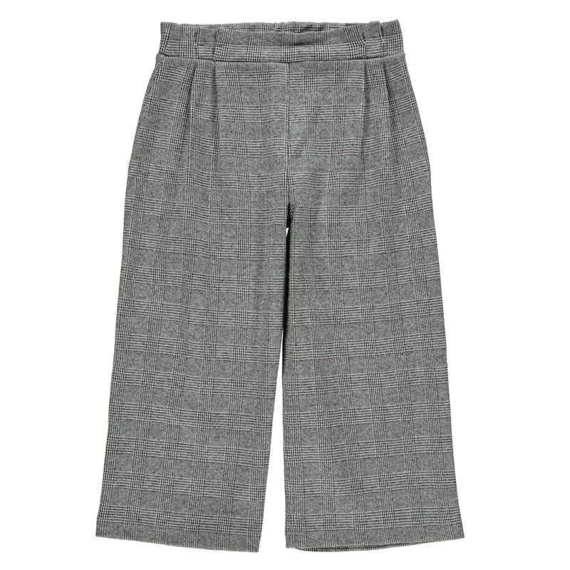Campus Large Plaid Pants 8-14