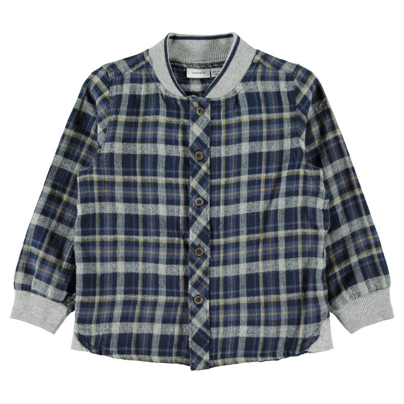 Game Plaid Shirt 2-8
