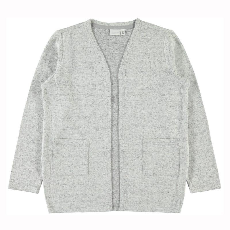 Basic Knit Cardigan 2-8
