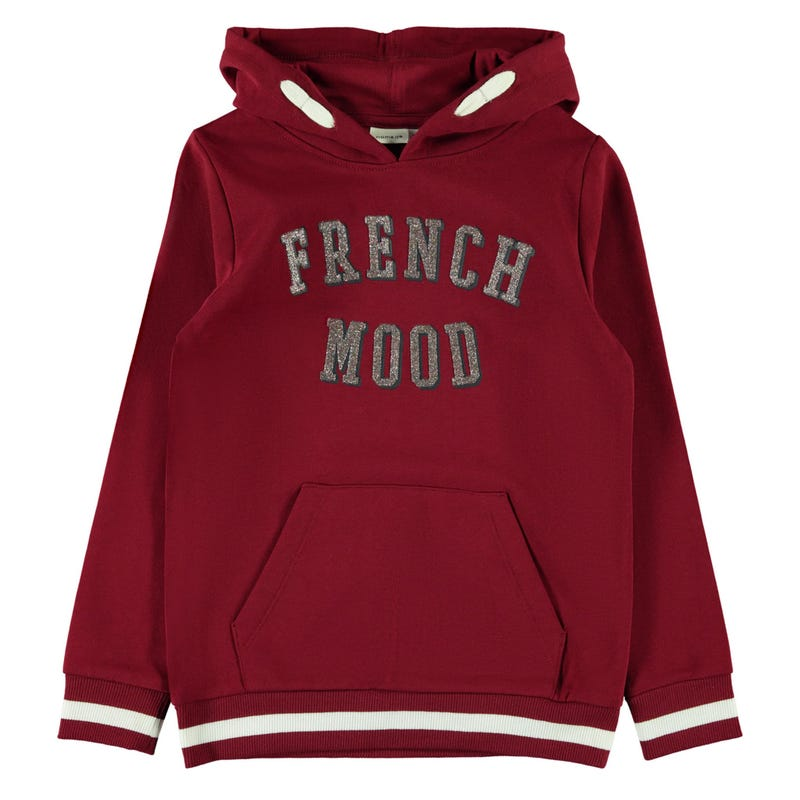 Campus French Mood Hoodie 7-14