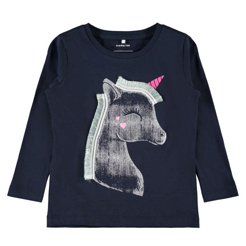 T-Shirt à Manches Longues Douceurs 2-8ans