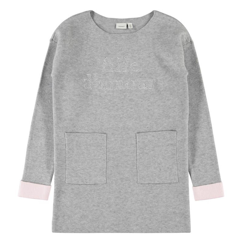 Robe Tricot Campus 7-14ans
