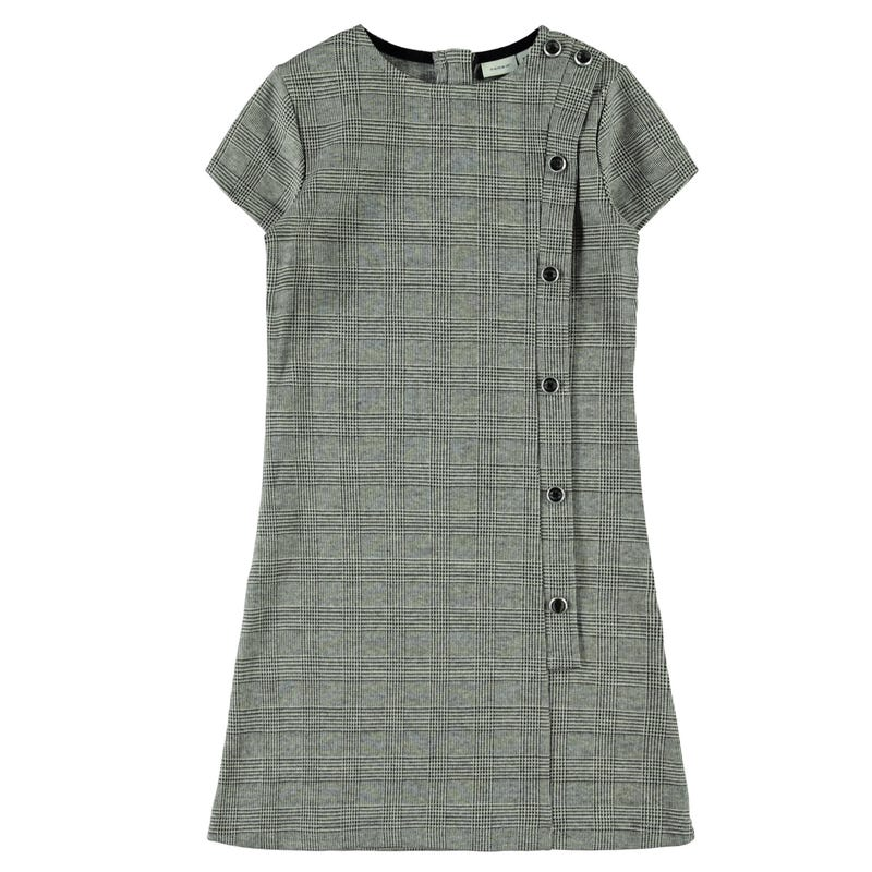 Campus Plaid Dress 8-14