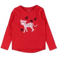 Lovely Leopard T-Shirt 2-8