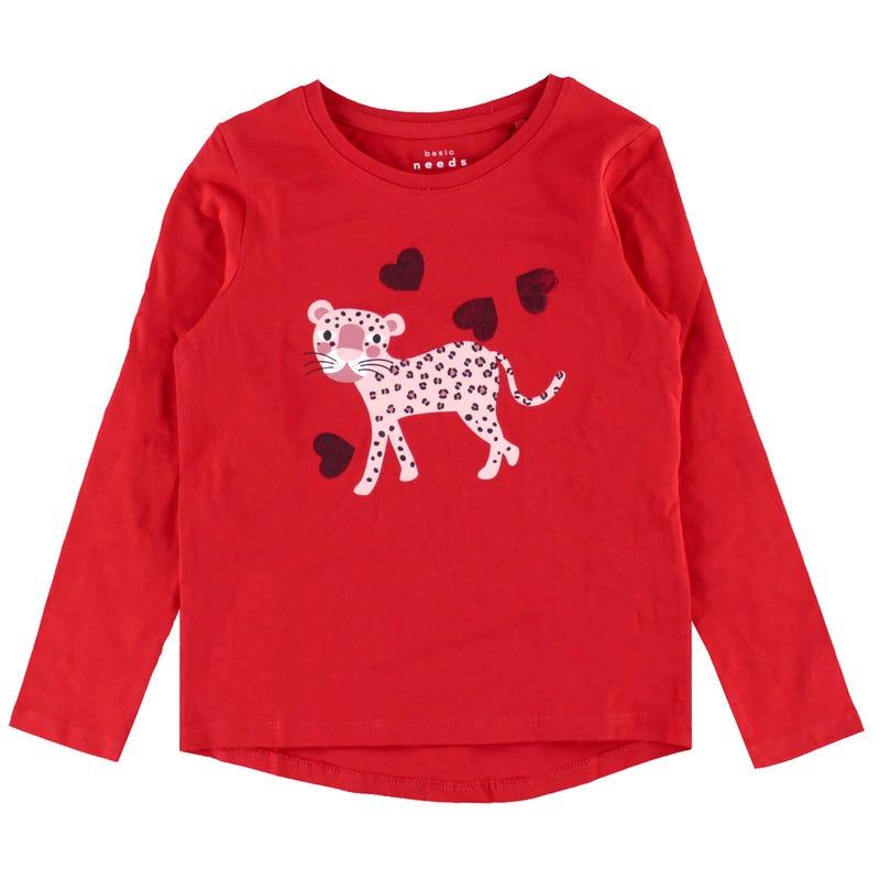 T-Shirt Léopard Adorable 2-8