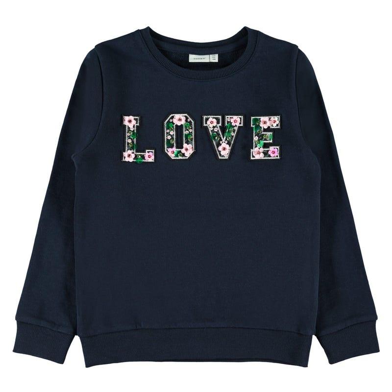 Love Sweatshirt 7-14