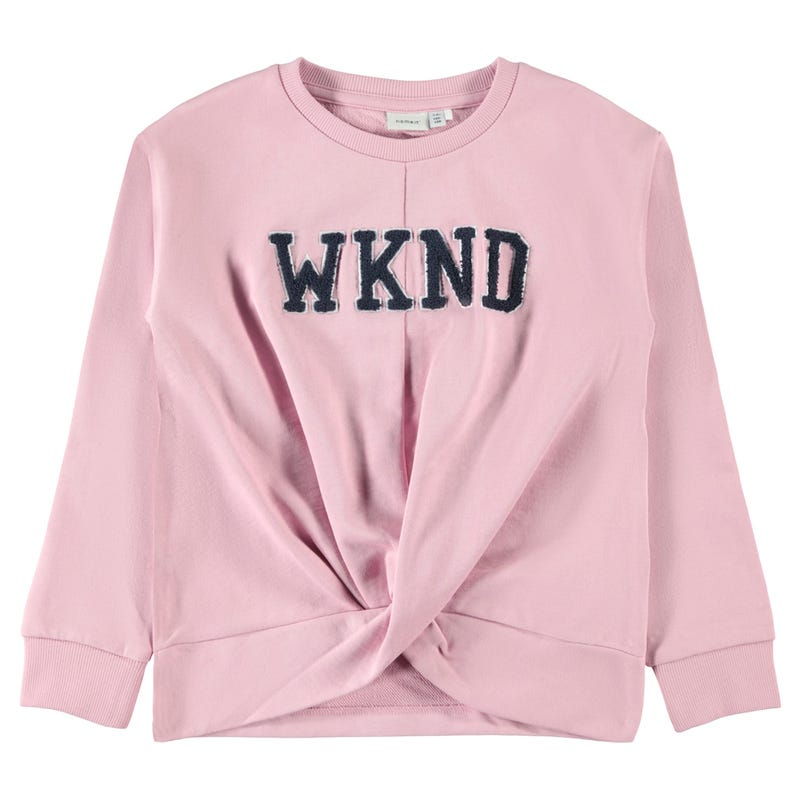 Love WKND Sweatshirt 7-14