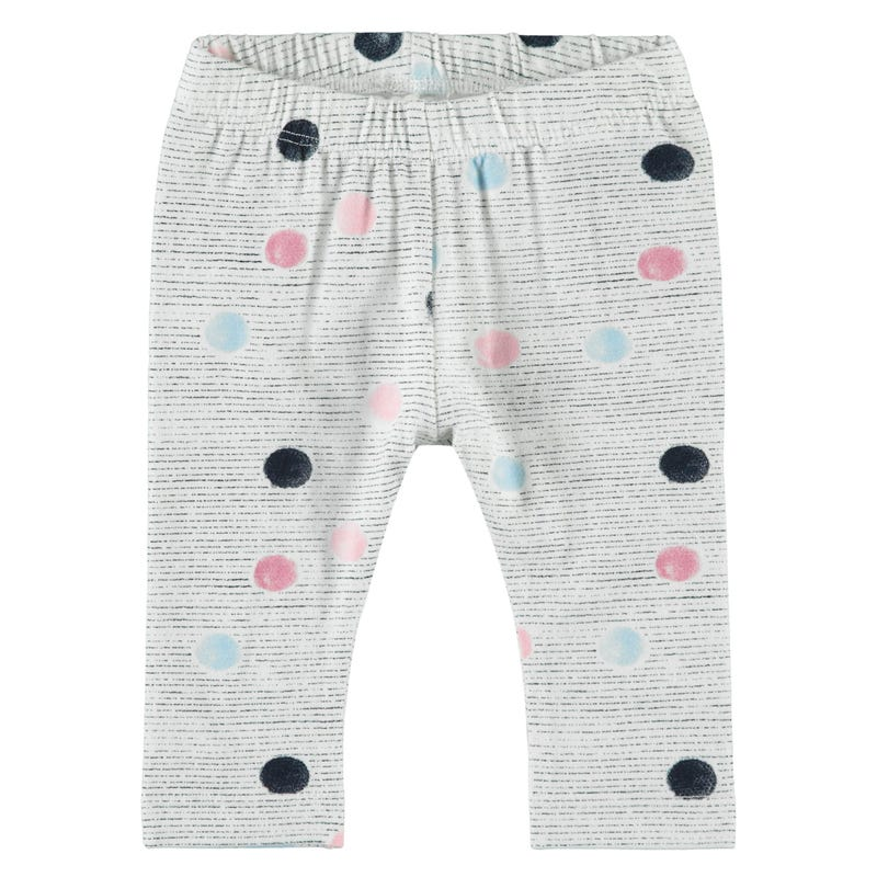 Cat Dots Legging 9-18m