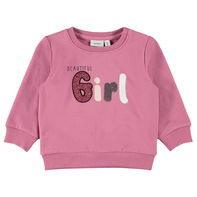 Cat Sweatshirt 9-18m