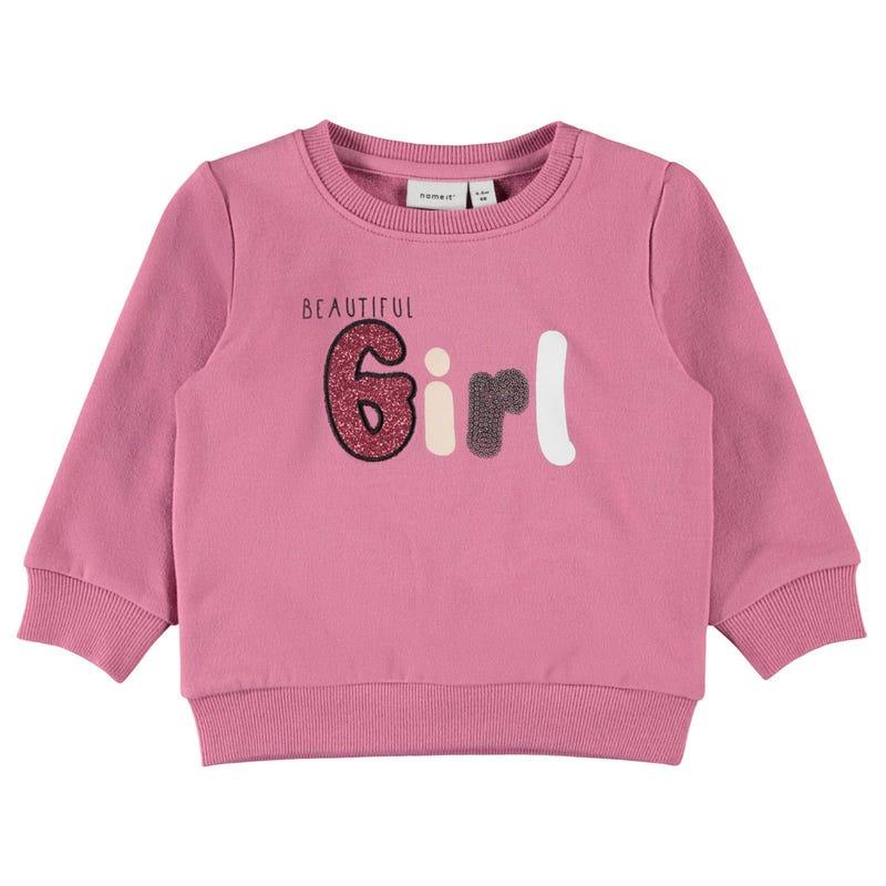 Cat Sweatshirt 9-18m