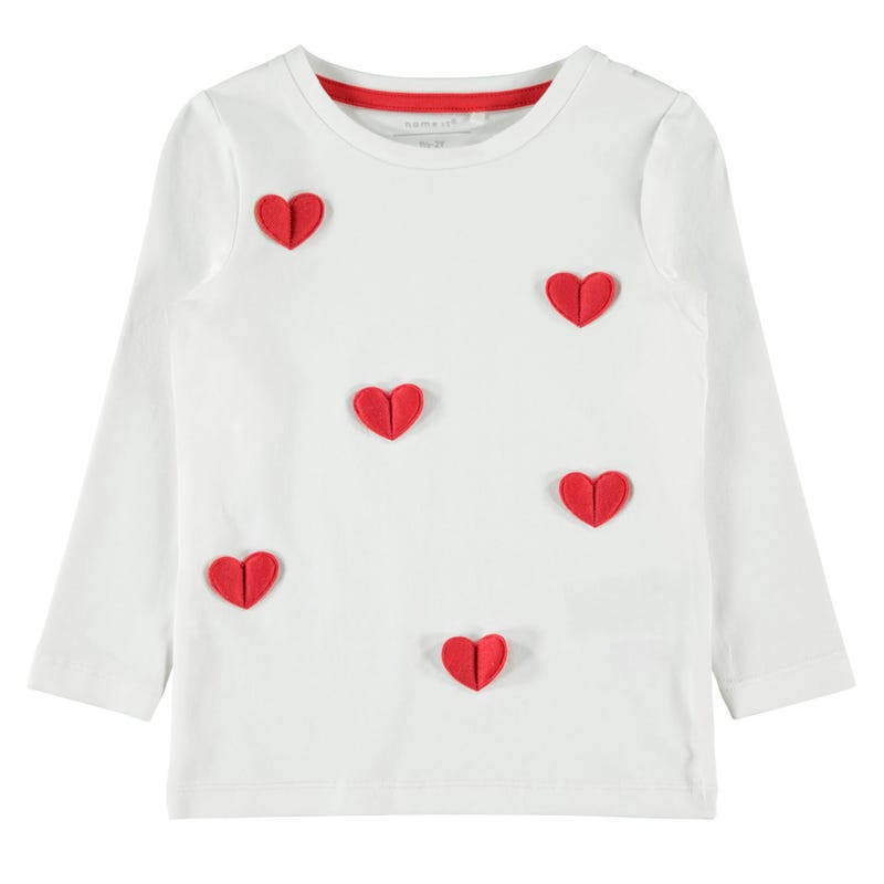 Lovely Hearts T-Shirt 2-8