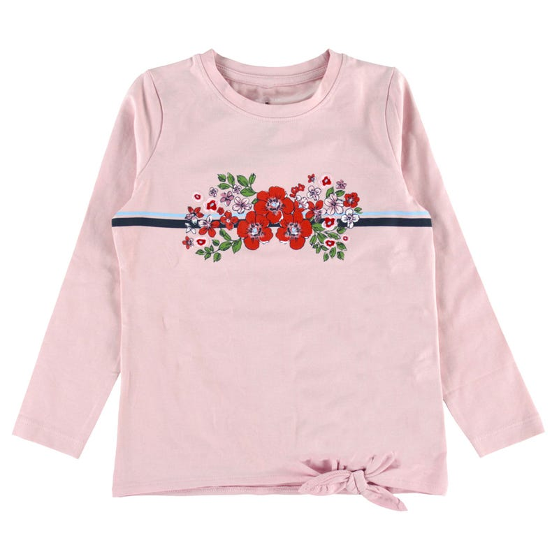 Lovely Flower T-Shirt 2-8