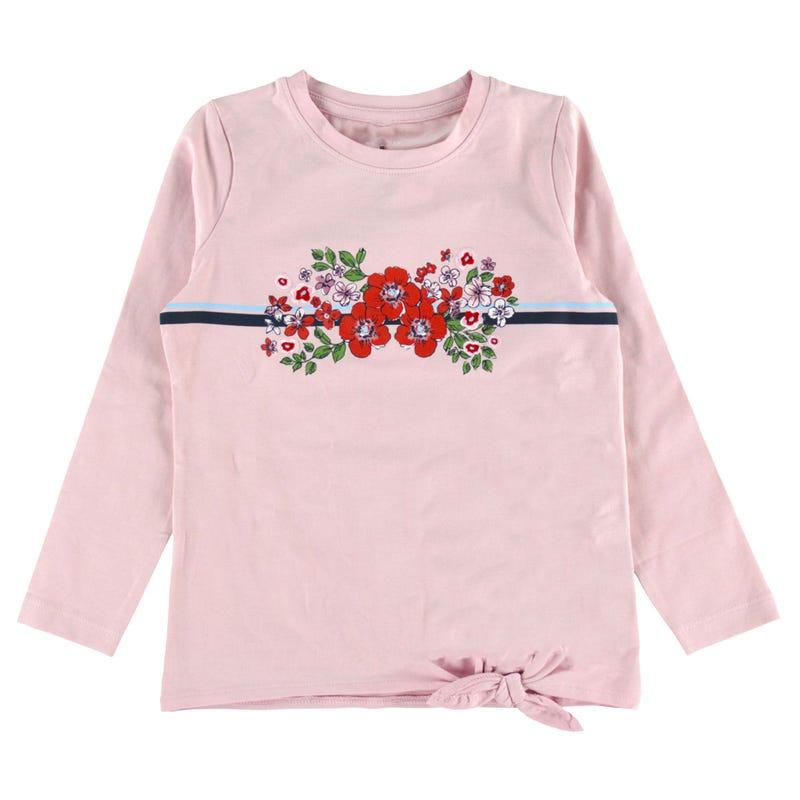 T-Shirt Fleur Adorable 2-8