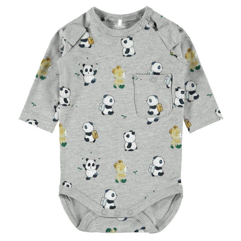 T-Shirt 1pc Ourson 9-18m