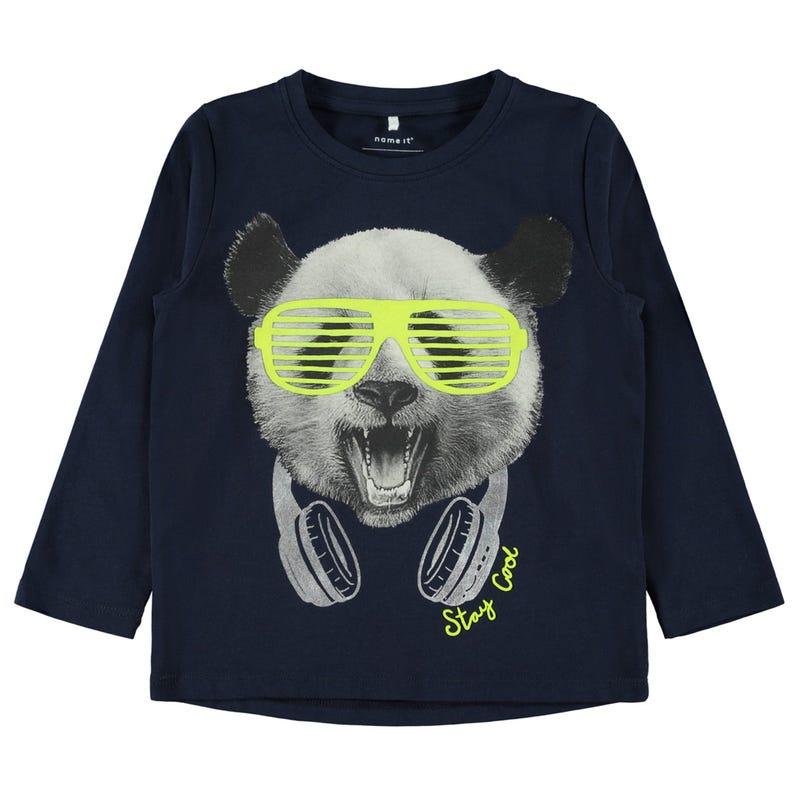 T-Shirt Panda Chill 2-8