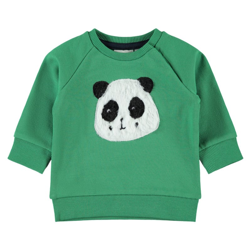 Teddy Bear Sweatshirt 9-18m