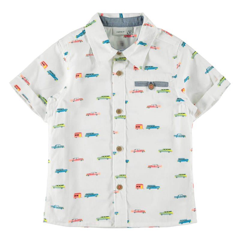 Vacations Short sleeves Shirt 2-8y