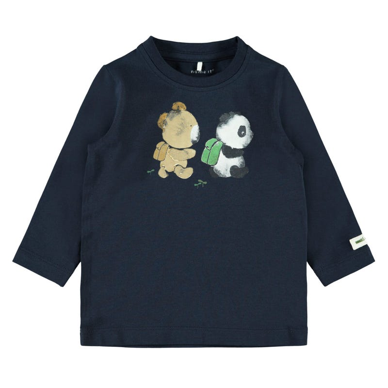 Teddy Bear T-Shirt 9-18m