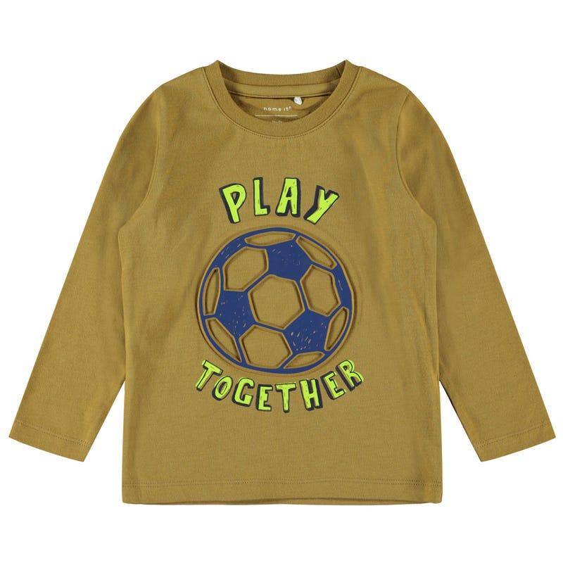 Athletic Soccer T-Shirt 2-8y