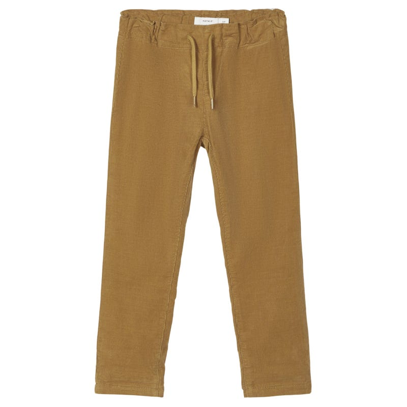 Athletic Corduroy Pants 2-7y