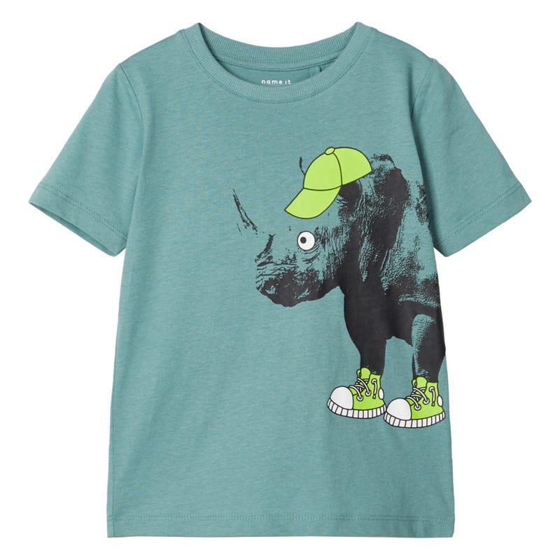 Athletic Rhino T-Shirt 2-8y