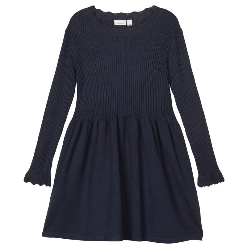 Fleurette Knit Dress 2-7y