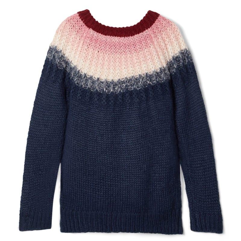 Fleurette Knit Sweater 2-8y