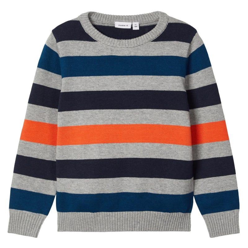 Skate Knit Sweater 2-8y