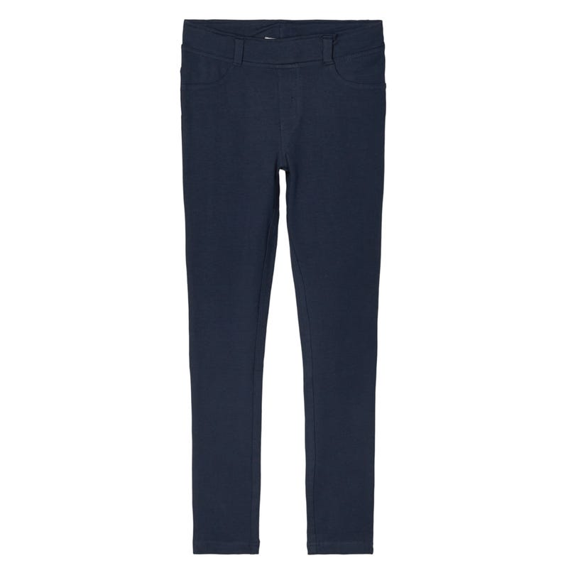 Chill Solid Jegging 8-14y