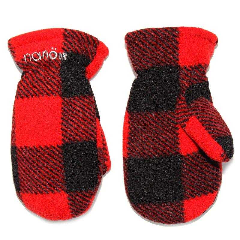 Fleece Mittens 5-6y
