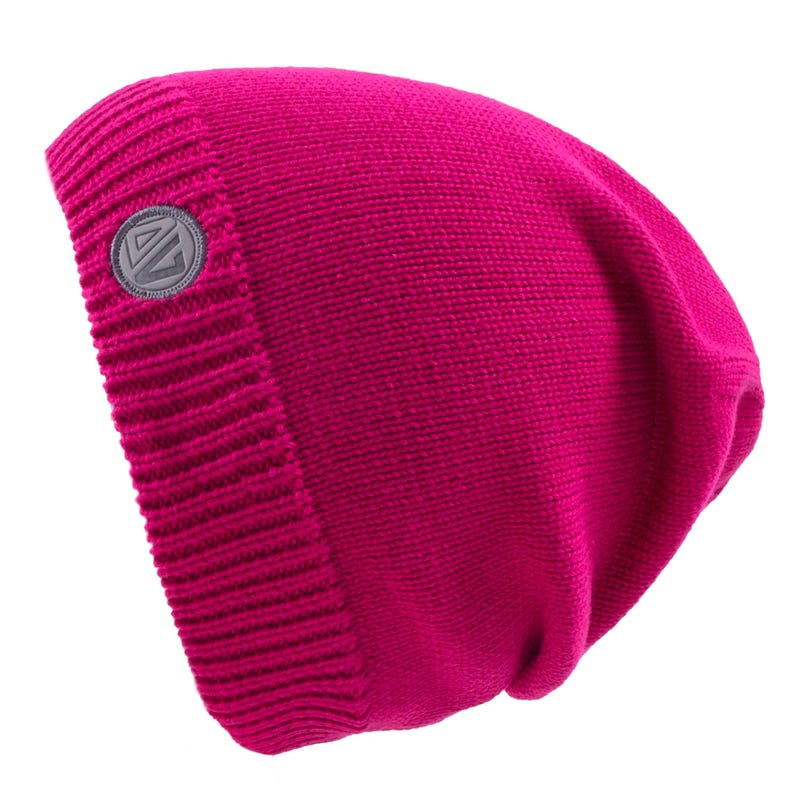 Plain Knit Beanie 7-14
