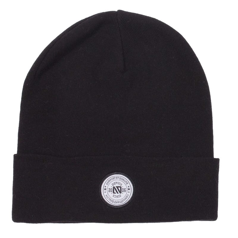 Solid Knit Beanie 12-24m