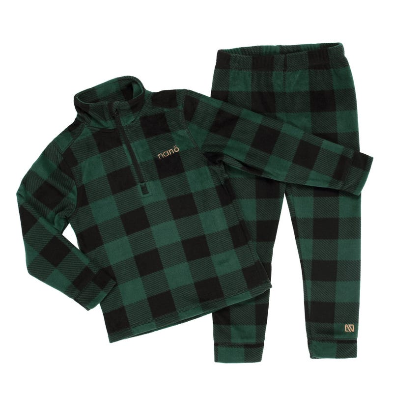 Plaid Base Layer 2-10