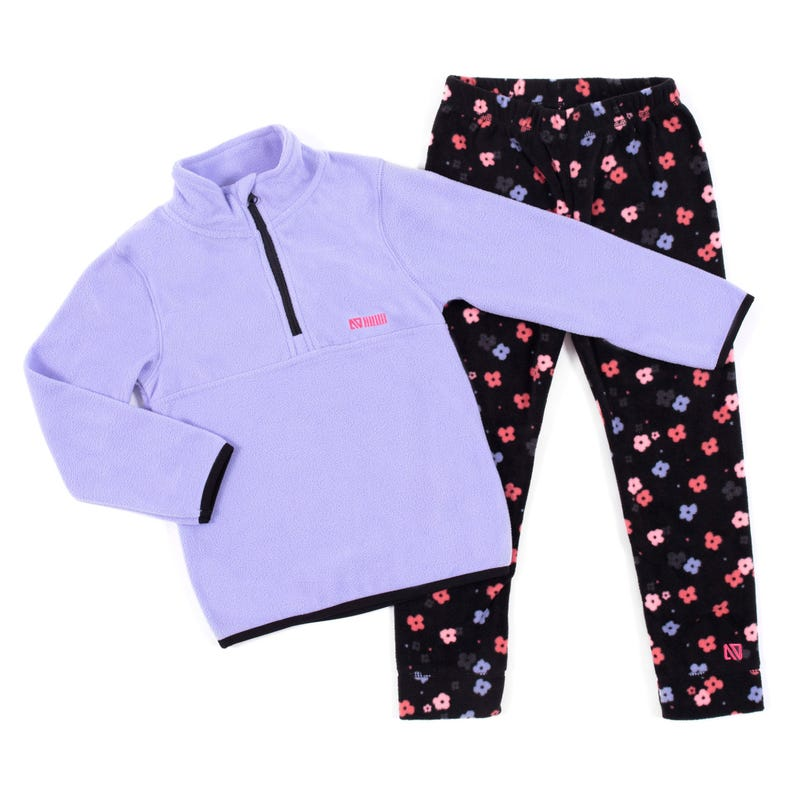 Lilac Flowers Base Layer 2-6