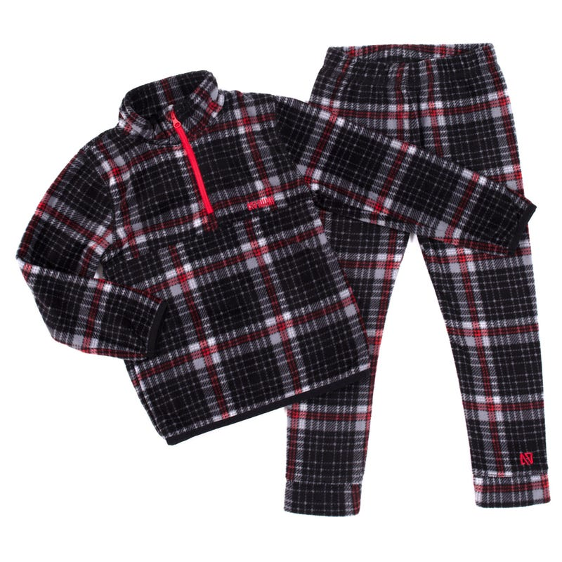Ensemble Thermal Carreaux 2-6ans