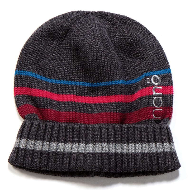 Tuque Tricot Rayee Garcon12-24