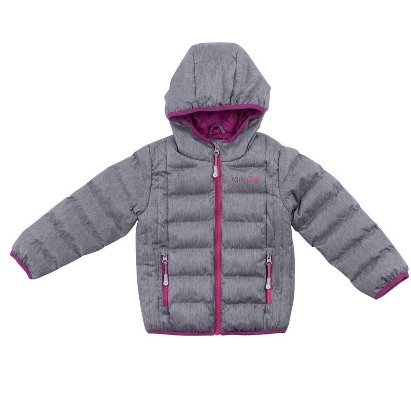 Puffy Jacket 2-6y