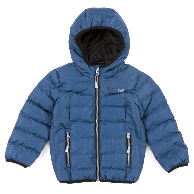 Puffy Mid-Season Jacket 12-24m