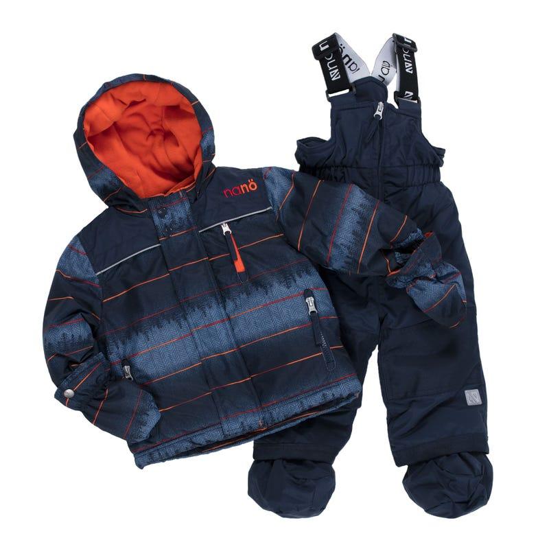 Boreal Snowsuit 12-24m