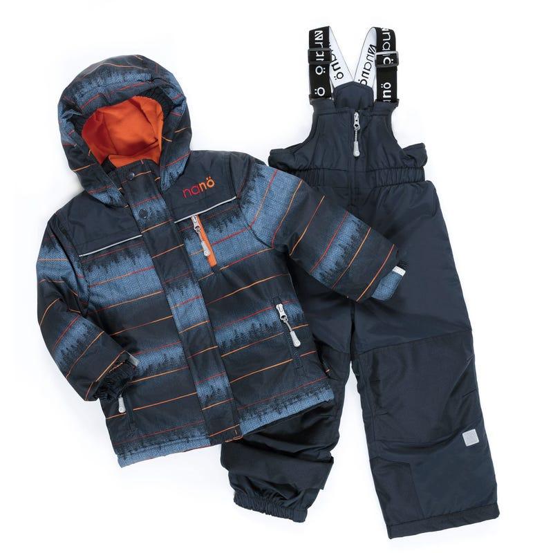 Boreal Snowsuit 2-6x