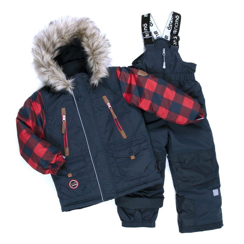 Buffalo Snowsuit 2-6x