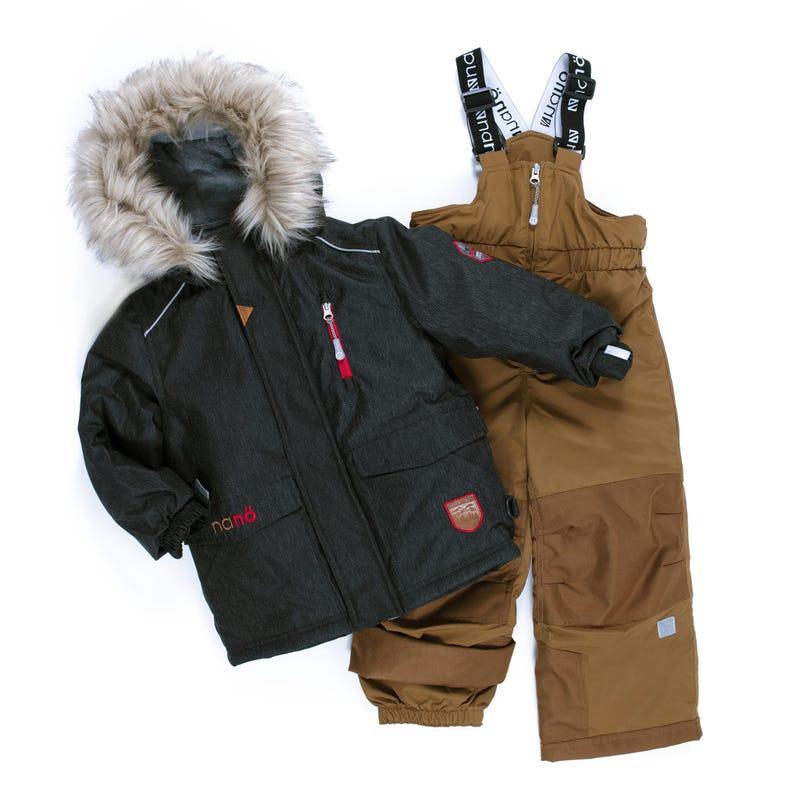 Husky Snowsuit 2-6x