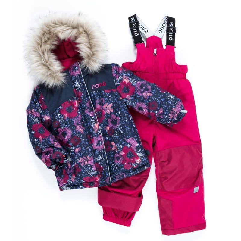 Bouquet Snowsuit 2-6x