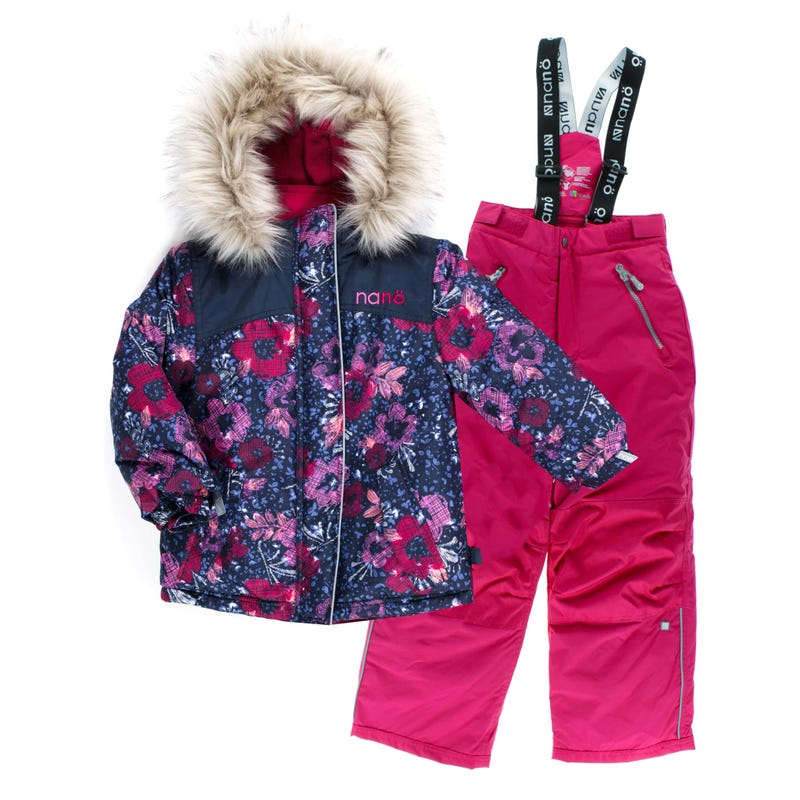 Bouquet Snowsuit 7-12