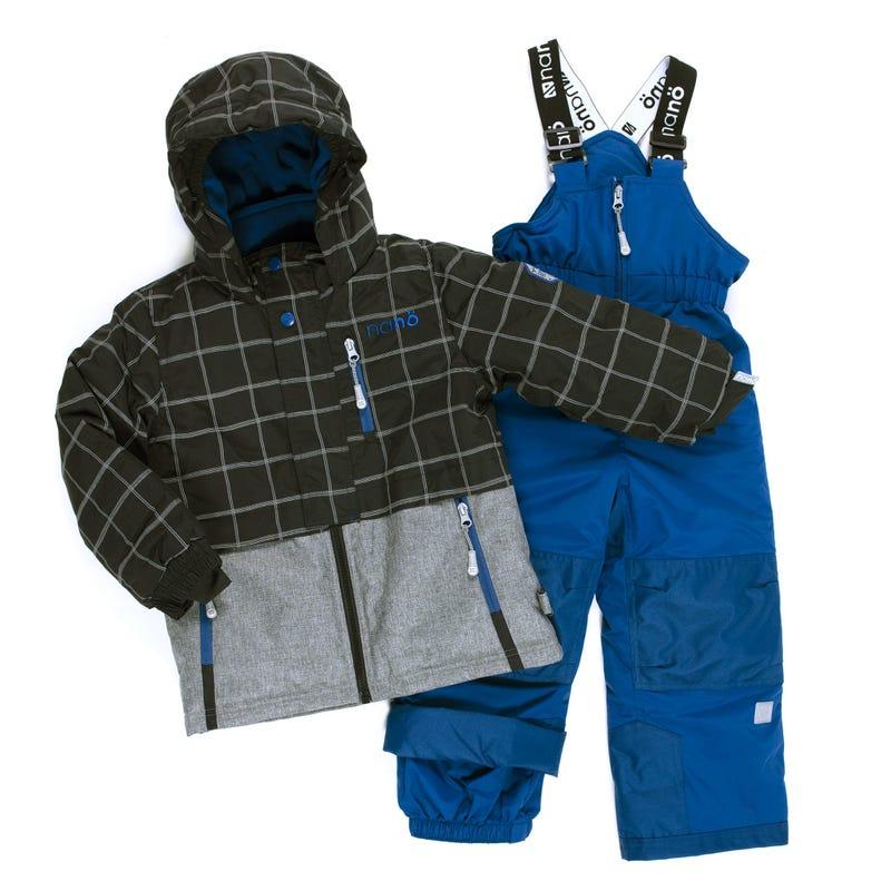 Igloo Snowsuit 2-6x
