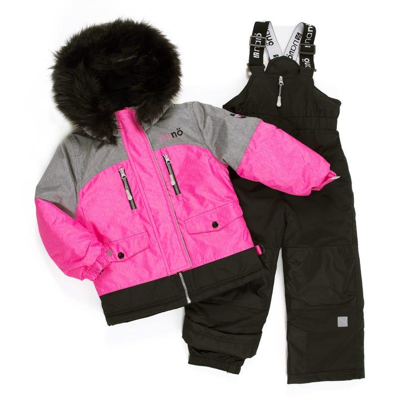 Scandinavian Snowsuit 2-6x
