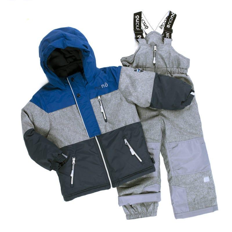 Nordic Snowsuit 2-6x