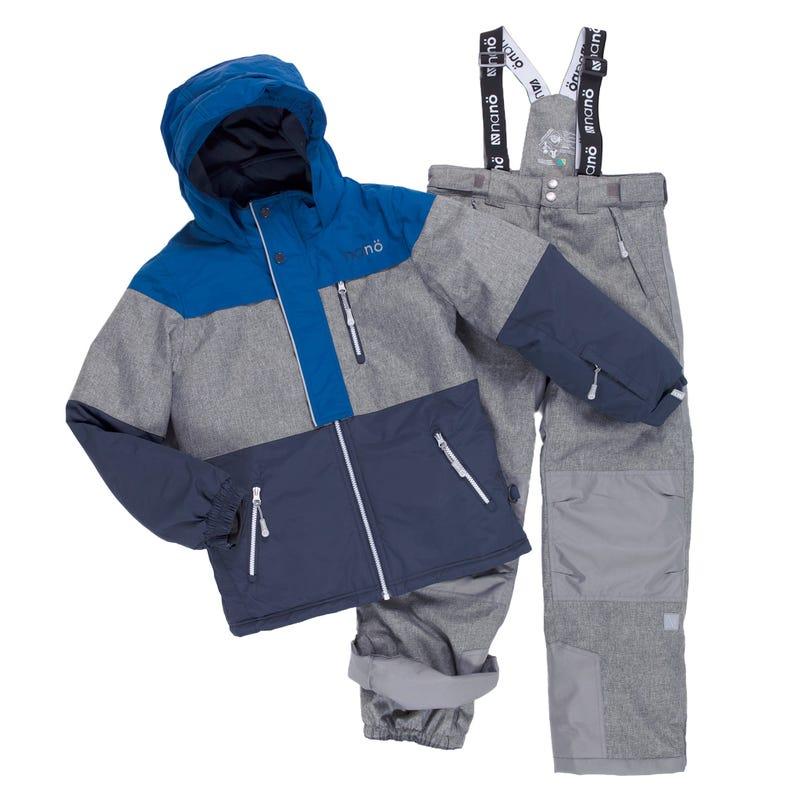 Nordic Snowsuit 7-12